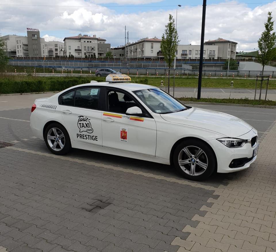Taxi Ochota